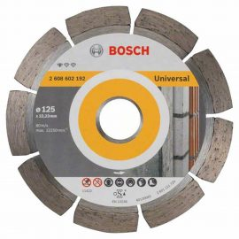 Deimantinis diskas 125 mm