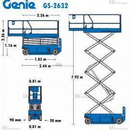 Genie GS 2632 1