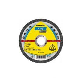 Metalo pjovimo diskas 125