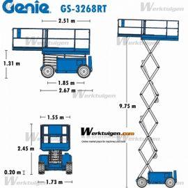genie gs 3268rt