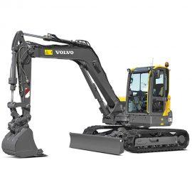 volvo find compact excavator ecr88d walkaround 1000x1000 1