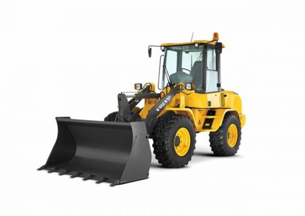 wheel loaders l30g volvo